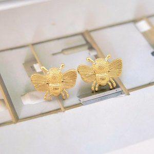 Kate Spade Cute And Delicate Bee Earrings
